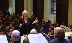Evelyn Grant and the Cork Pops Orchestra